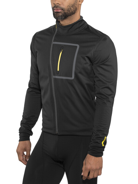 Mavic Ksyrium Elite Convertible Jacket Men black